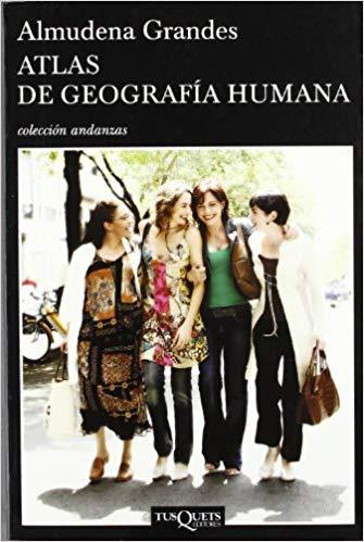 Atlas de geografía humana de Almudena Grandes