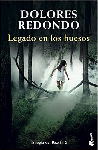 Legado de los huesos de Dolores Redondo
