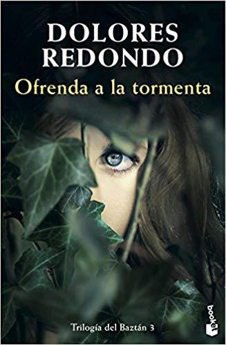 Ofrenda a la tormenta de Dolores Redondo
